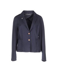 At.P. Co At.P.Co Suits And Jackets Blazers Women Slate Blue