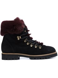 Mr And Mrs Italy Hiking Boots Black