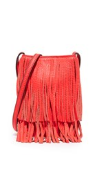 Rebecca Minkoff Finn Phone Cross Body Bag Dragon Fruit