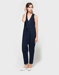 The Fifth Label Fact And Fiction Jumpsuit Dark Denim