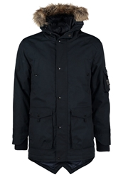 Voi Jeans Blizzard Parka Navy Dark Blue