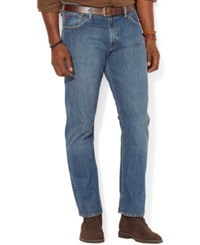 Polo Ralph Lauren Big And Tall Straight Fit Stanton Wash Jean