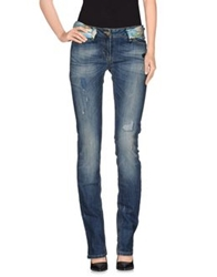 Annarita N. Denim Pants Blue