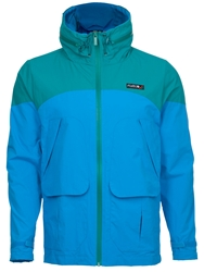 Fly 53 Hyper Full Zip Windbreaker Blue