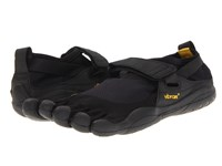 Vibram Fivefingers Kso Black Black Men's Running Shoes