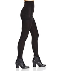 Pretty Polly Fleece Lined Opaque Tights Black