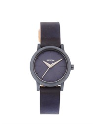 Nixon Kenzi Leather Watch