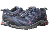 Salomon Xa Pro 3D Slateblue Detroit Radiant Red Men's Shoes