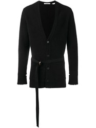 Givenchy Belted Cardigan Black