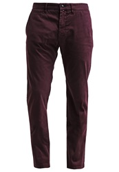 Marc O'polo Chinos Port Royale Dark Red