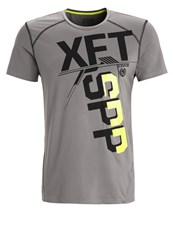 Your Turn Active Sports Shirt Grey