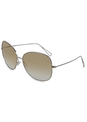 Isabel Marant Daria Metal Sunglasses