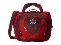 Osprey Ozone Courier Hoodoo Red Messenger Bags