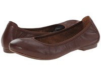 Born Julianne Castagno Dark Brown Full Grain Women's Flat Shoes