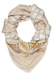 Guess Romeo Scarf White