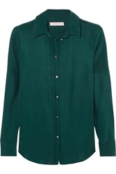 Matthew Williamson Silk Satin Shirt