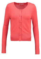 Louche Ives Cardigan Coral Apricot