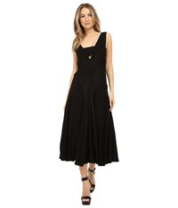 Limi Feu Paneled Dress Black