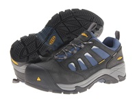 Keen Utility Lexington Raven Ensign Blue Men's Work Lace Up Boots Black