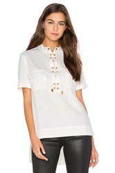 Finders Keepers Great Heights Top White