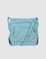 Capoverso Large Fabric Bags Azure