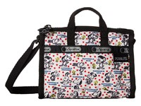 Le Sport Sac Petite Weekender Crossbody Happiness Dots Cross Body Handbags Pink
