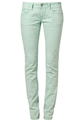 Mustang Gina Slim Fit Jeans Mint Green