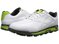 Callaway Xfer Vibe White Green Men's Golf Shoes Gray