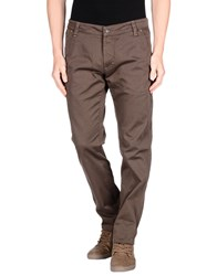 Heaven Two Trousers Casual Trousers Men Brown