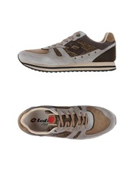 Lotto Leggenda Footwear Low Tops And Trainers Men Dove Grey