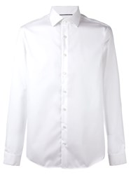 Calvin Klein Jeans 'Cannes' Slim Fit Shirt White
