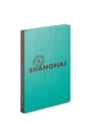 Louis Vuitton Shanghai City Guide Book
