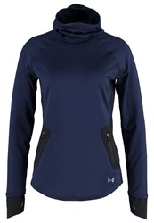 Under Armour No Breaks Hoodie Blue Dark Blue
