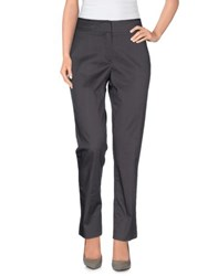 Armani Collezioni Trousers Casual Trousers Women Lead