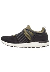 Your Turn Trainers Black Olive