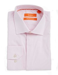 Tallia Orange Cotton Dress Shirt Pink