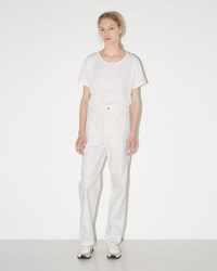 Chimala Selvedge Painter Pants Optic White