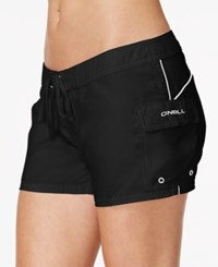 O'neill Cover Up Pacific Board Shorts Women's Swimsuit Black