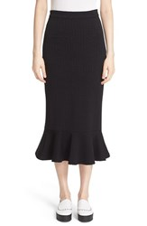 Opening Ceremony Women's Textured Midi Skirt
