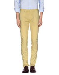 Guess By Marciano Trousers Casual Trousers Men Light Yellow