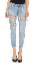 One Teaspoon Hendrix Freebirds Jeans