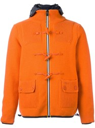 Bark Lightweight Jacket Yellow Orange