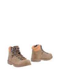 Dockers By Gerli Ankle Boots Khaki