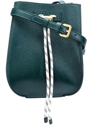Maiyet 'Sia' Mini Bucket Bag Green