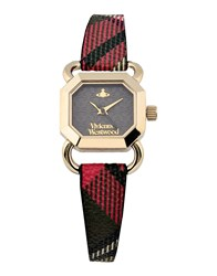 Vivienne Westwood Timepieces Wrist Watches Women Gold
