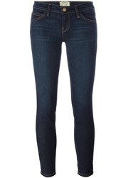 Current Elliott 'The Stiletto' Skinny Jeans Blue