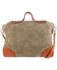Cole Haan Ellery Satchel Fatigue