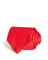 Bloomingdale's The Men's Store At Basic Textured Solid Classic Tie