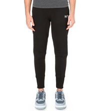 Blood Brother Cotton Blend Jogging Bottoms Black