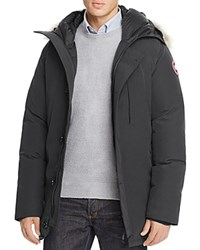 Canada Goose Chateau Parka With Fur Hood Graphite